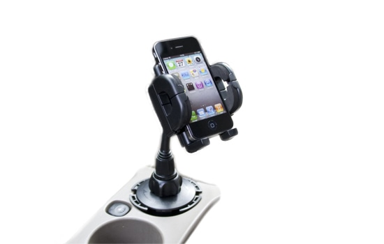 cup holder-mount